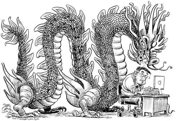 O alumínio, a Mafalda, a China e a Globalização