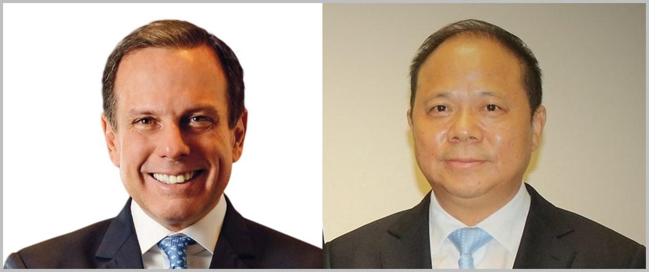 João e Yong