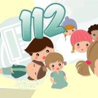 Lär barnen 112 på ett enkelt sätt!
