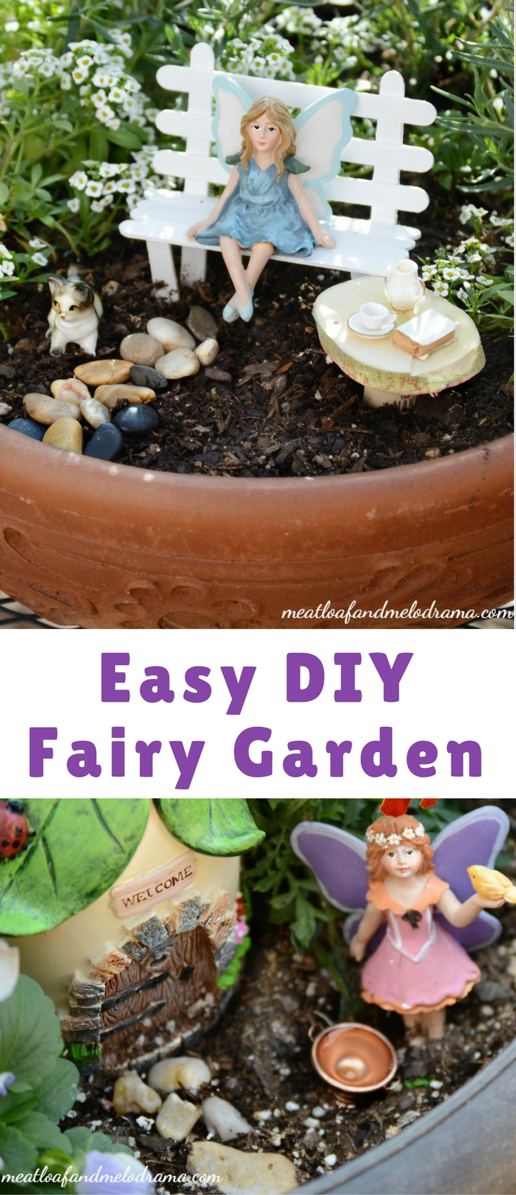 Diverting This Easy Diy Fairy Garden Is So To Make Kids Party Diy Fairy Gardens Take Up Easy Diy Fairy Garden Blogger S Diy Fairy Garden Kids To Make garden Diy Fairy Garden For Kids
