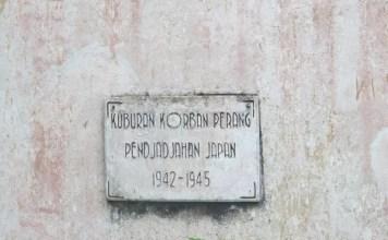 Makam Juang Mandor - Bukti Sejarah Kekejaman Penjajahan Jepang di Kalimantan Barat