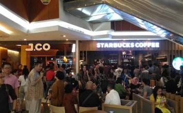 Starbucks Pontianak - Grand Launching
