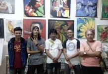 Bengs Galeri Turut Serta Mendukung Beting Street Art 2