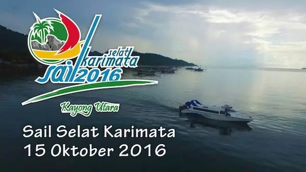 Road to Sail Selat Karimata 2016