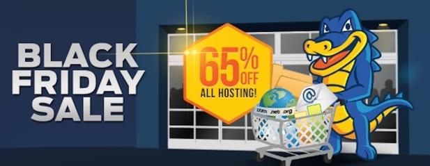 Hostgator Black Friday Deal: Get 65% to 80% off on All Hosting Plans