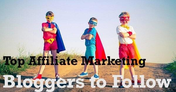 top affiliate marketing blogs