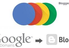 Google Domains Blogger Custom Domain