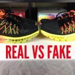 Cách nhận biết giày Nike chính hãng (thật) và giày Nike fake (giả)