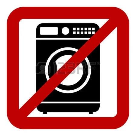 34735031-no-washing-machine-icon-on-white-background