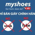 Myshoes- Shop giày thể thao chính hãng số 1 tại Hà Nội