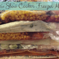 10 New Slow Cooker Freezer Meals Chicken