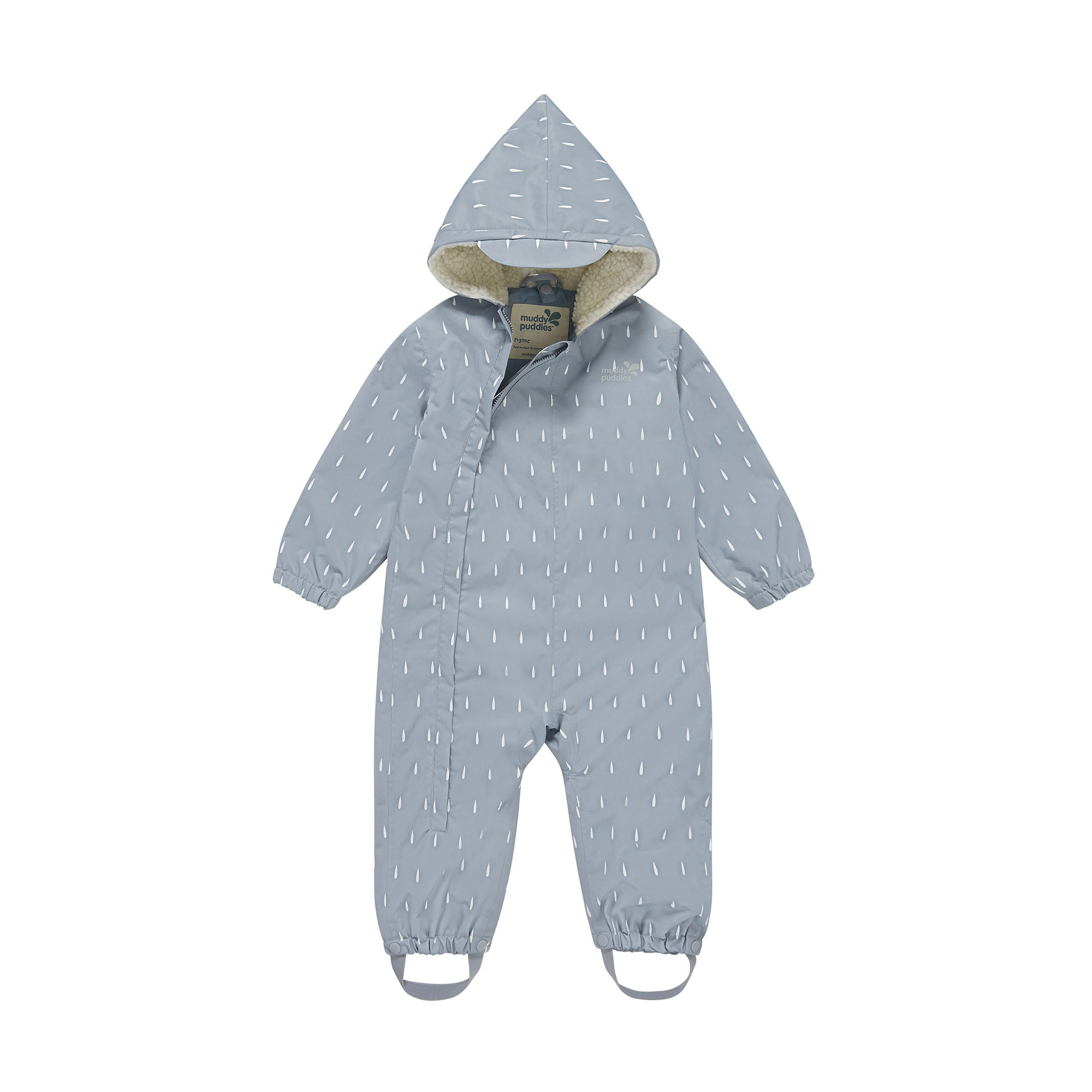 Muddy Puddles Scamp Suit | review