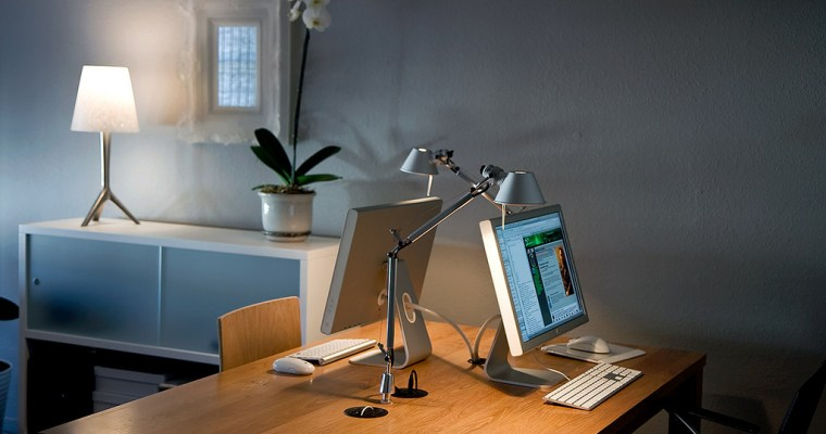 Your Ideal Home Workspace Is Just A Few Steps Away