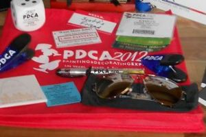 PDCA Expo Goodies