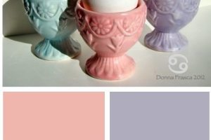 How can I use pastel colors in my home?