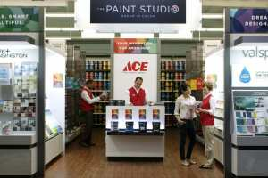 Ace Hardware and Valspar Paint-Helpful is Beautiful