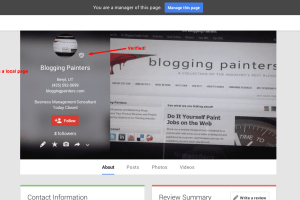 Good news for Google+ Pages and Local!