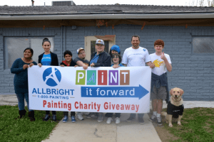 Paint it Forward