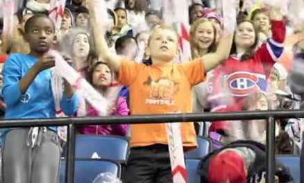 CBC Hamilton and Hamilton Spectator Coverage of the Bulldogs School Game 2012