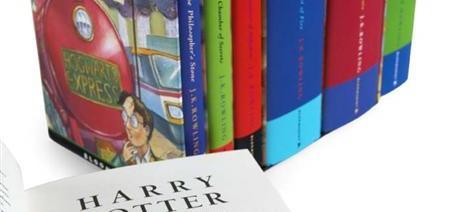 J.K. Rowling Libros Autografiados