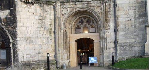 Catedral de Gloucester - Principe Mestizo