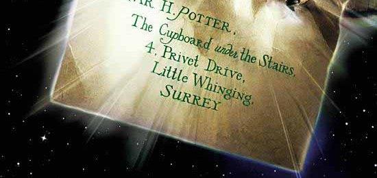 Poster Harry Potter y la Piedra Filosofal