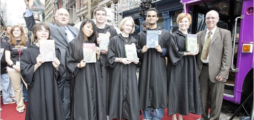 BlogHogwarts - Estudiantes de 'Harry Potter'