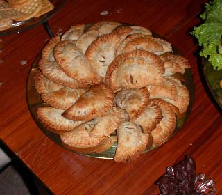 Recetas Pottéricas de BlogHogwarts: Empanadas de Calabaza
