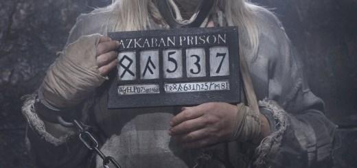 Lucius Malfoy en la Prisión de Azkaban
