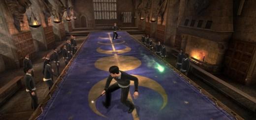 Nuevas Imágenes del Sexto Videojuego de Harry Potter