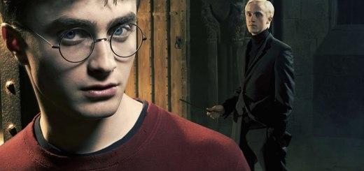 Harry Potter y Draco Malfoy