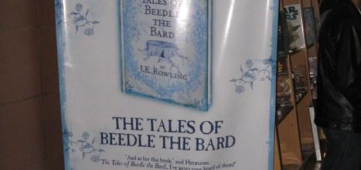 Promocion Beedle el bardo