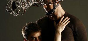 Imagen Promocional de Equus en Broadway
