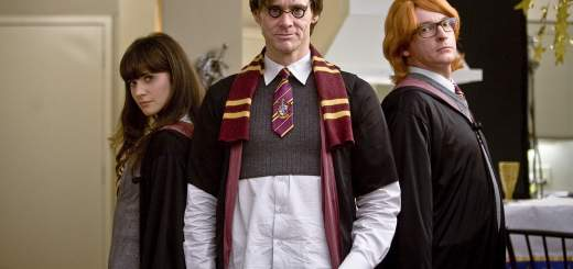Jim Carrey como Harry Potter