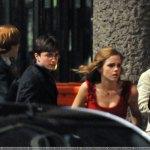 Rupert Grint, Dan Radcliffe, Emma Watson