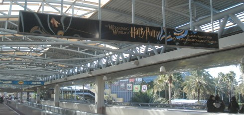 Harry Potter Park 10
