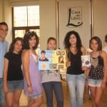 Lourdes y usuarios de BH Málaga 1