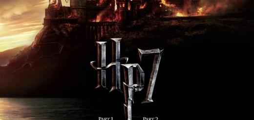 Poster de Harry Potter y las Reliquias de la Muerte