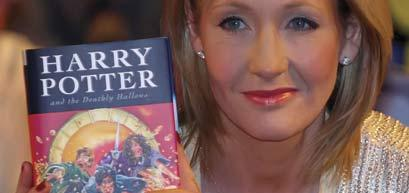 Harry Potter JK Rowling