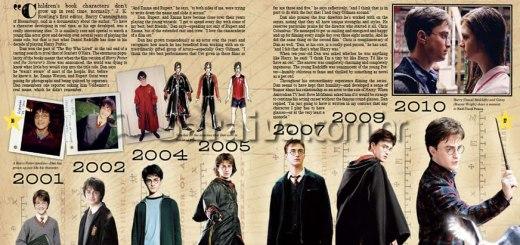 Harry Potter Film Wizardry 01