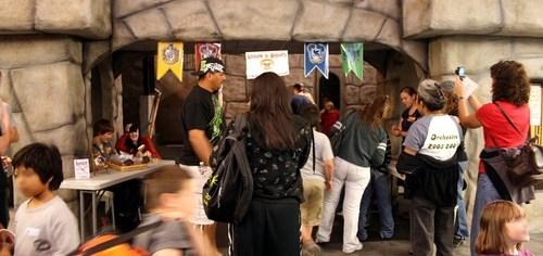Harry Potter BlogHogwarts Evento