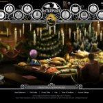 Navidad en Hogwarts Pottermore