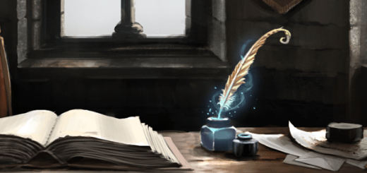 Harry Potter BlogHogwarts Pottermore Quill