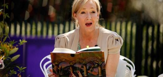 Harry Potter BlogHogwarts JKR