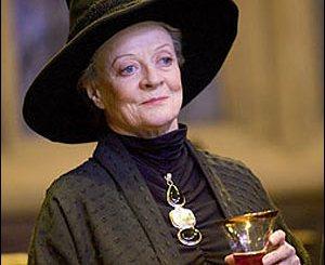 Harry Potter BlogHogwarts Minerva McGonagall