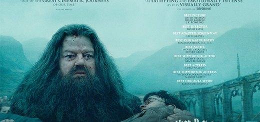 Harry Potter BlogHogwarts Oscar 2012