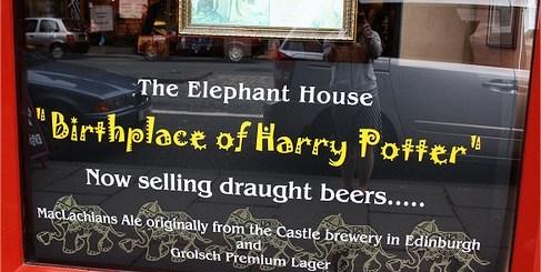 Harry Potter BlogHogwarts Edimburgo