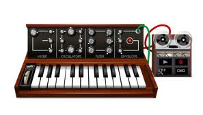 Harry Potter BlogHogwarts Robert Moog Doodle