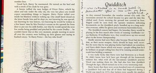 Harry Potter BlogHogwarts JKR Subasta (1)