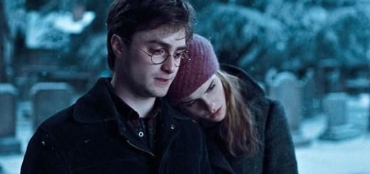 Harry Potter BlogHogwarts Harry y Hermione 2